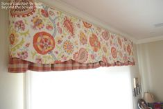 Scalloped Valance wi