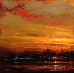 """The City"" by Lindsey Kustusch"