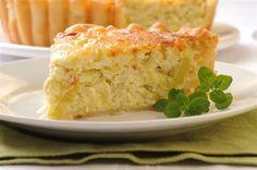 Tarta de puerros - mmmm riquísima!! los ingredientes #orgánicos para hacer esta tara los encontras en http://www.tiendaorganica.com.ar/