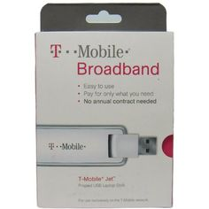 HUAWEI Unlocked 3G webConnect Jet UMG1691 USB Laptop Modem - White (T-Mobile Branded) by HUAWEI. $24.99. Keep your laptop connected while roaming about town and across the country with the unlocked, T-Mobile webConnect Jet 3G USB Modem.The HUAWEI Mobile webConnect USB Modem is all the hardware you need to connect to Mobile Broadband. Just plug Huawei UMG1691 into the USB port on almost any laptop or PC, install the software and you're ready to go. Its rotating U...