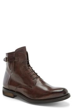 Free shipping and returns on Bacco Bucci 'Dianmo' Plain Toe Boot (Men) at Nordstrom.com. Lustrous, well-grained leather elevates a stylish Italian boot cast in a classically cool silhouette.