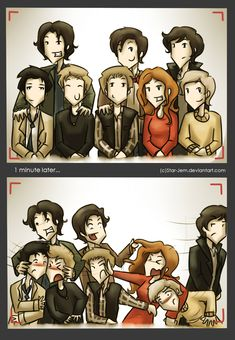 Love this Superwholock pic :)- Photo time by Star-Jem.deviantart.com