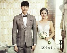 View photos in Korean Wedding Studio Photography: Vintage European Set. Pre-Wedding photoshoot by Roi Studio, wedding photographer in Seoul & Jeju Island, Korea. Korean Wedding, Wedding Company, Photography Packaging, Pre Wedding Photoshoot, Korean Fashion, Korean Style, Studio, Portrait, Wedding Dresses