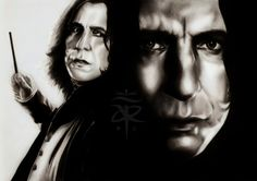 ~.Severus Snape.~ the Black Prince by AdorindiL