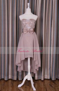 Nuevo vestido de Prom 2014, sin mangas, vestidos de noche cortos, vestidos de dama de honor corto, vestido del regreso al hogar, vestidos de fiesta, el tamaño y el color de encargo