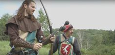 Archery company sues LARPer over patents, then files gag motion to silence him | Ars Technica
