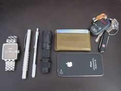 """Nixon """"The Sultan"""" watch Embassy pen Rotring 800...   Everyday Carry is EDC"""