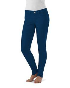 Liberty Flames | Stretch Skinny Jeans | meesh & mia