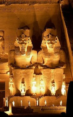 Ma'bad Abu Simbel il-Akba, Egypt