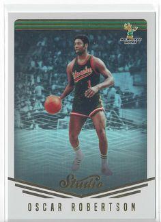 39454756934 Oscar Robertson Panini Studio Basketball