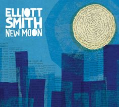 elliot smith album cover by mike king