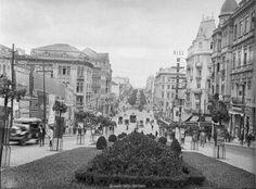 Avenida São João em 1925