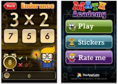 iTunes for Kids: FREE Math Academy TAG Game Download!