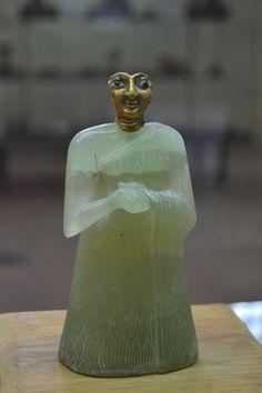 National Museum Of Iraq Sumerian figure