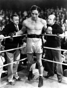 Max Baer, stopped fighting after he unintentionally killed 2 men in the ring. His son, Max Baer Jr. played Jethro on The Beverly Hillbillies. Muay Thai, Max Schmeling, Kickboxing, Jiu Jitsu, The Beverly Hillbillies, Boxing History, Boxing Champions, Combat Sport, Sports Figures