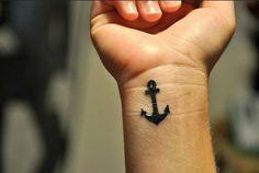 tattoo-am-handgelenk-anker