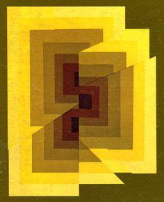 Artist unknown, Modern School Mathmatics, 1969. via Montague Projects