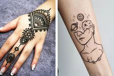 Answer These Questions And We'll Tell You What Kind Of Tattoo You Should Get