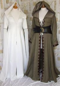 Dress like Legend of the Seeker Mother Confessor