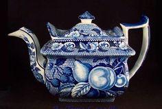 Staffordshire Teapot c. 1930