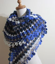 Beautiful shawl from Etsy shop...