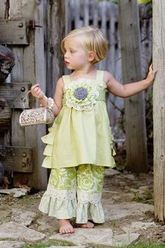 Persnickety Olivia 3 Piece Outfit, Size 5T   eBay
