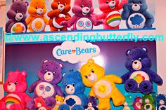 Care Bears at the Blogger Bash Sweet Suite 2014 NYC Blogging Conference - http://www.ascendingbutterfly.com/2014/08/to-bloggerbashnyc-with-love.html