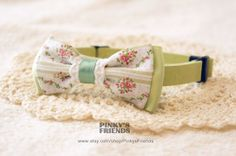 THE cutest cat collar ever! Super soft material and the green is lighter in person. This is absolutely gorgeous, best collar I have found so far even my cat loves it :)