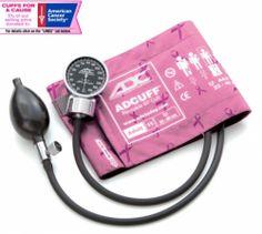 ADC Diagnostix™ 700 Pocket Aneroid Sphyg - Breast Cancer Edition
