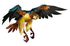 Harpy - Dragon's Crown [George Kamitani]