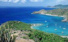Shirley Heights, island of Antigua--Antigua & Barbuda