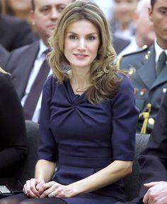 S.A.R. La Princesa de Asturias.