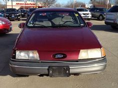 1FABP504XKG268221 | 1989 Ford Taurus L for sale in Saint Joseph, MO Image 5