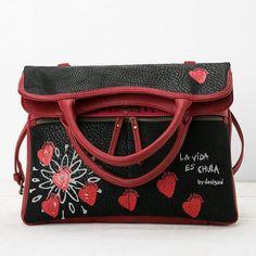 Desigual Cordoba Heart bag. Moja ;)