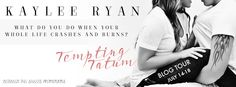 BLOG TOUR: ARC Review, Book Trailer & Giveaway - Tempting Tatum by Kaylee Ryan...http://bit.ly/1oVHq8i