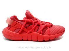 best service 2c4db ab8a6 2015 Nike Air Huarache NM Triple Rouge Cheap Nike, Nike Shoes Cheap, Nike  Shoes