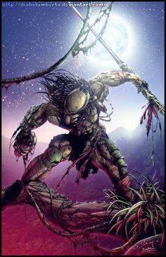 Predator by diabolumberto.deviantart.com