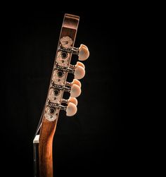The Ohana TK-70-8 is an eight-stringed beauty! Have you ever played an eight string uke?