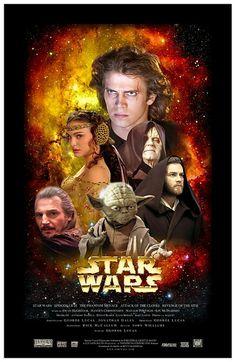 Star Wars Movie Poster!!.