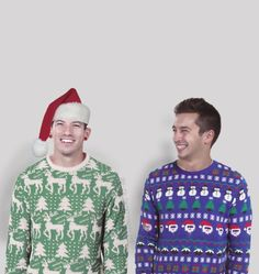 twenty one pilots Josh Dun and Tyler Joseph in Christmas sweaters. Twenty one pilots skeleton clique. Tyler Joseph Josh Dun, Joshua Dun, Staying Alive, Fall Out Boy, Musical, Music Bands, Cool Bands, The Twenties, The Dreamers