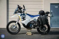 Husqvarna 701 Moto Enduro, Ktm 690 Enduro, Off Road Bikes, Motorcycle Luggage, Adventure Gear, Dual Sport, Bmw Motorcycles, Bike Trails, Custom Bikes