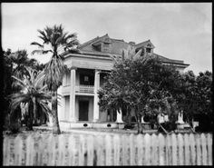 Unidentified Plantation House, Louisiana