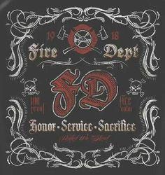 Honor, Service, Sacrifice
