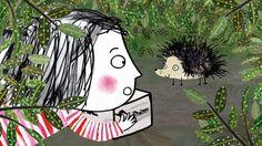 Rita og Krokodille - Pindsvinet