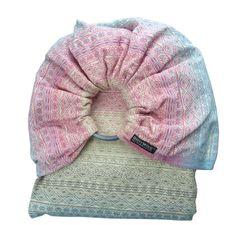 DidySling aus Tragetuchstoff aus 100% Baumwolle hergestellt.     Material: 100% Baumwolle*  *aus kontrolliert biologischem Anbau  Flächengewicht:190 g/m²  Waschbar: Schonwaschgang bis 60 ° C, niedrige...