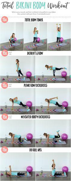 Total Bikini Body Workout