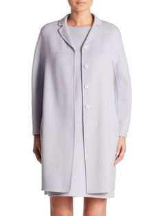 30e6818fd44e91 MAX MARA Wool Angora Coat.  maxmara  cloth  coat