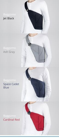 Put your gizmo in Baggizmo - the only everyday carry bag you will ever need. | Indiegogo