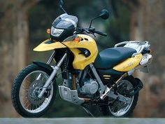 BMW f650gs....drove this one a few times, belt driven.....meh