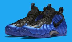 33e9ad691e5 Nike Foamposite Pro Hyper Cobalt